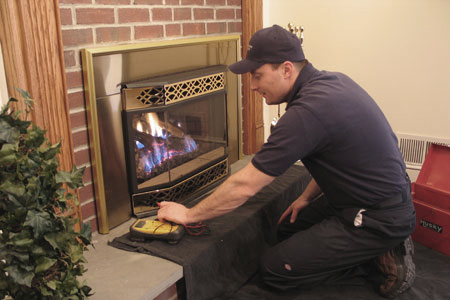 Fireplace Repair, Maintenance, Cleaning, Inspection | Gas ...